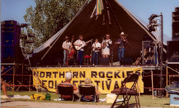 Whitewater at the Northern Rockies Folk Festival!